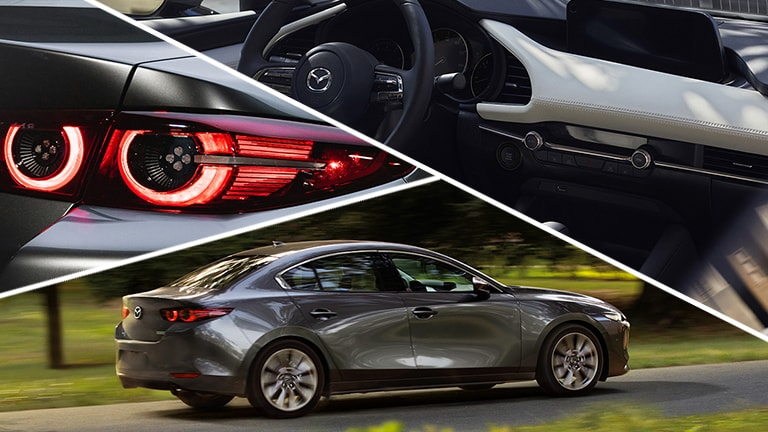 2019 Mazda3 Performance Features