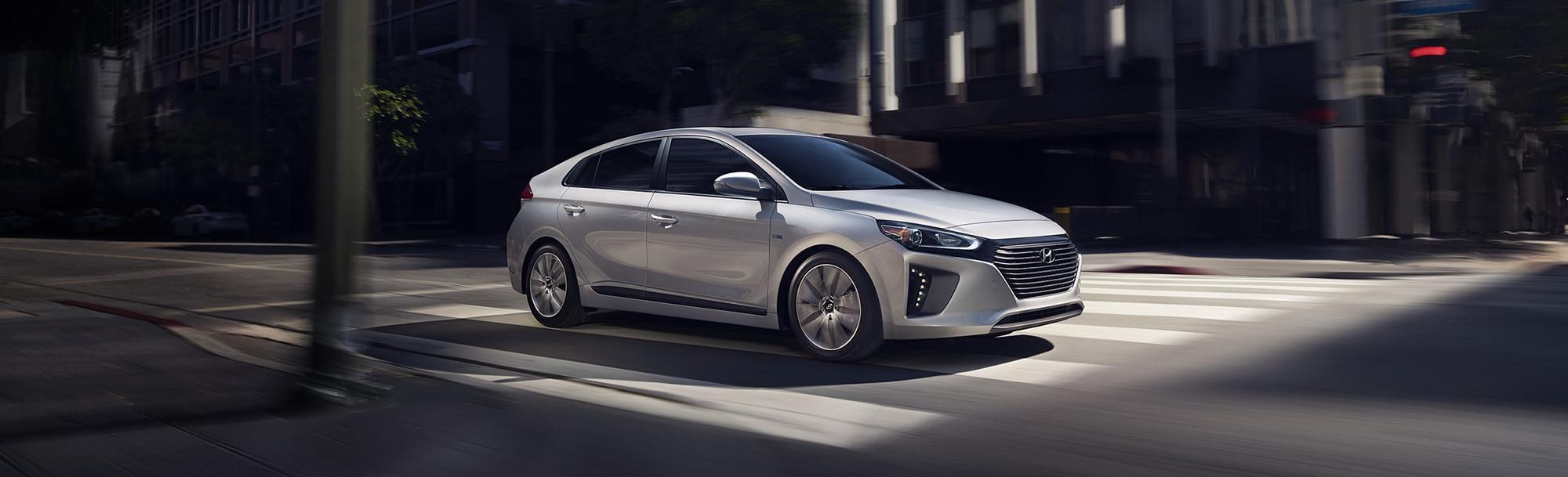 2017 Hyundai Ioniq Jacksonville NC