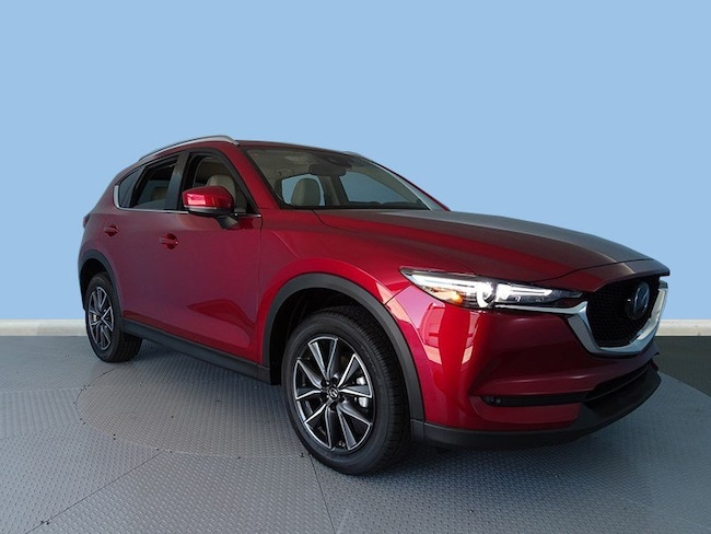 New 2018 Mazda Mazda CX-5 Grand Touring SUV in Jacksonville, NC