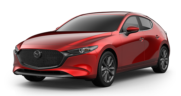 2019 Mazda3 Hatchback Preferred