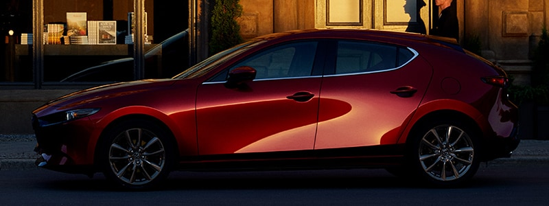 New 2019 Mazda3 Hatchback North Carolina