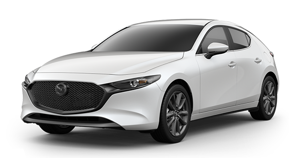 2019 Mazda3 Hatchback Base