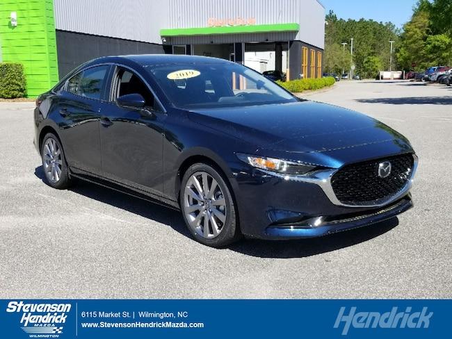 New 2019 Mazda Mazda3 Select Package Sedan Wilmington, NC