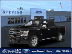 New 2018 Ford F-150 Lariat Truck SuperCrew Cab for sale in Jersey City