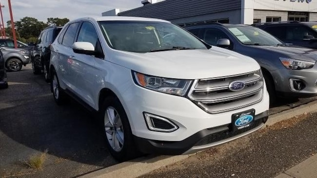 Used 2015 Ford Edge SEL SUV for sale in Jersey City