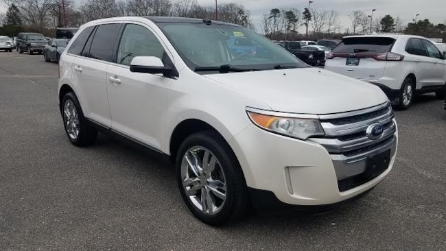 Used 2012 Ford Edge Limited SUV for sale in Jersey City