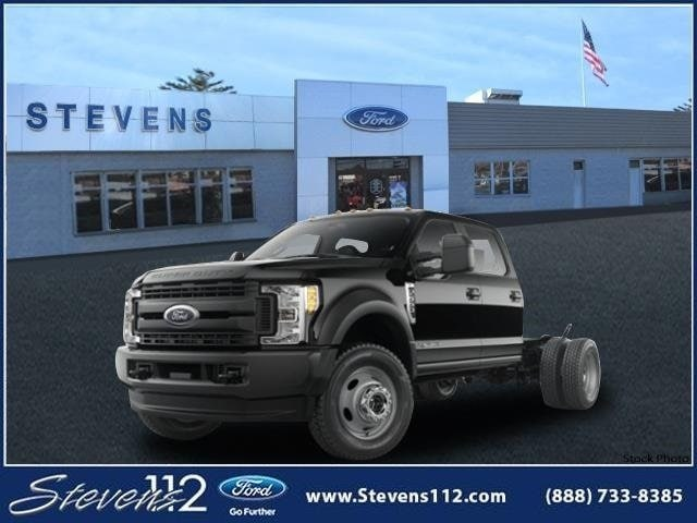 2017 Ford F-550 Chassis XLT Truck Crew Cab