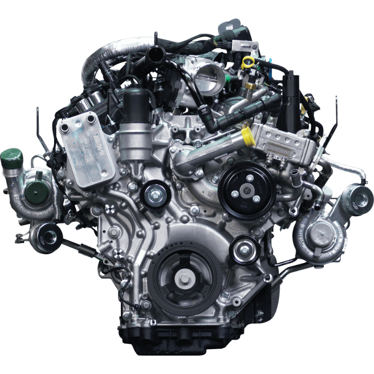 F-150 2.7L EcoBoost Twin-Turbocharged V6