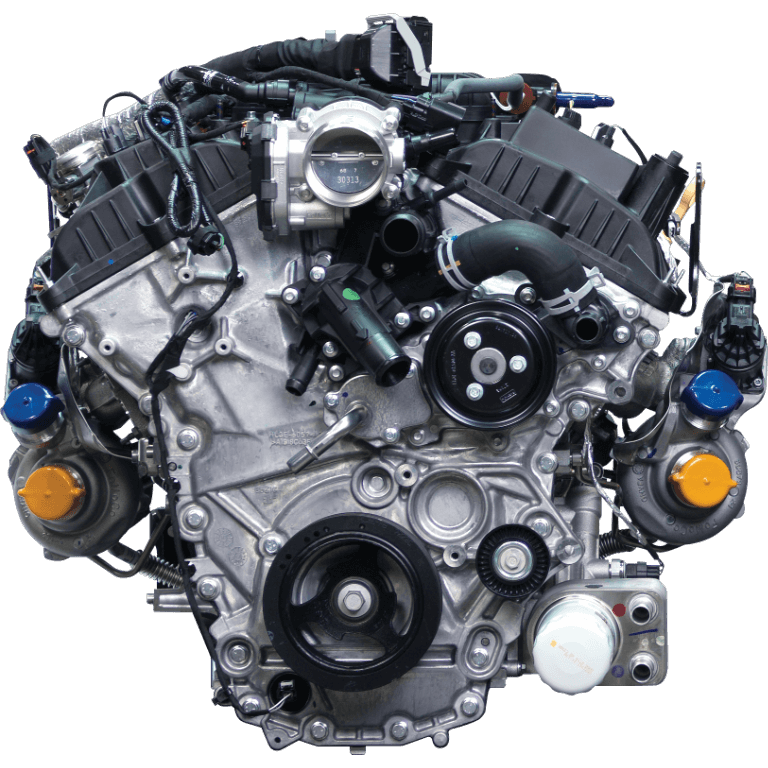 F-150 H.O. EcoBoost® Twin-Turbocharged V6