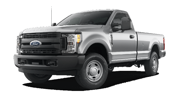 Silver 2019 Ford F-250