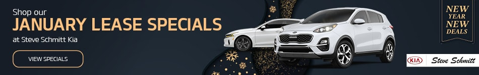 January Offer- Shop our January Lease Specials