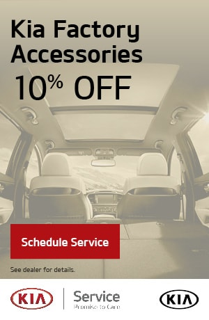 Kia Factory Accessories