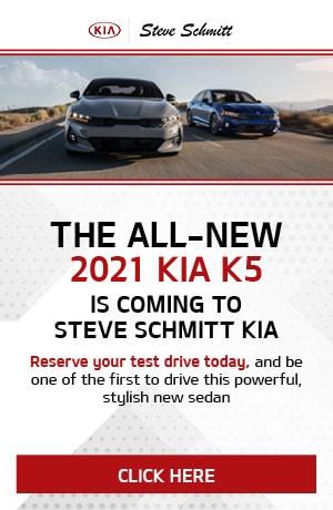 The All New 2021 Kia K5