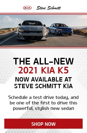 The All New 2021 Kia K5