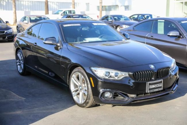 Used  2015 BMW 428i w/SULEV Coupe for sale in Camarillo