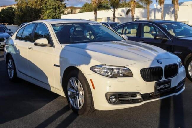 Used  2015 BMW 528i Sedan for sale in Camarillo