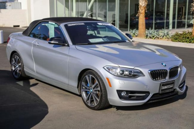 Used  2015 BMW 228i Convertible for sale in Camarillo