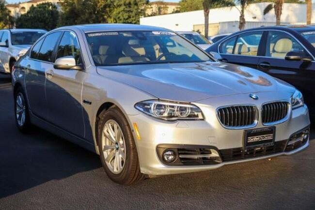 Used  2016 BMW 528i xDrive Sedan for sale in Camarillo