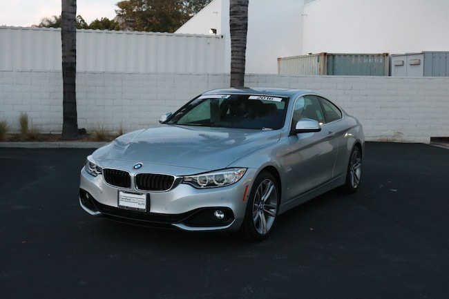 Used  2016 BMW 428i w/SULEV Coupe for sale in Camarillo