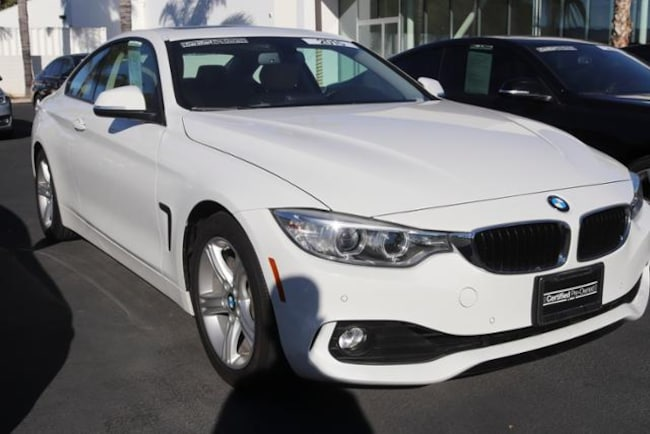 Used  2015 BMW 428i Coupe for sale in Camarillo