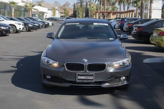 Used  2015 BMW 320i Sedan for sale in Camarillo