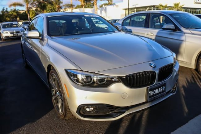 Used 2018 BMW 430i Gran Coupe  for sale in Camarillo CA