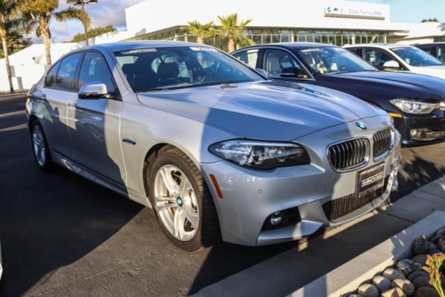 Used  2016 BMW 528i Sedan for sale in Camarillo