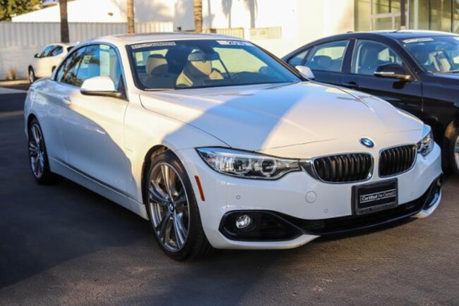 Used  2016 BMW 428i SULEV Convertible for sale in Camarillo
