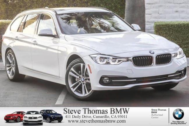 New 2018 BMW 328d xDrive Sports Wagon for sale in BMW Camarillo