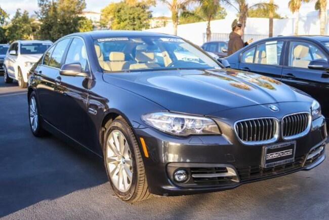 Used  2016 BMW 535i Sedan for sale in Camarillo