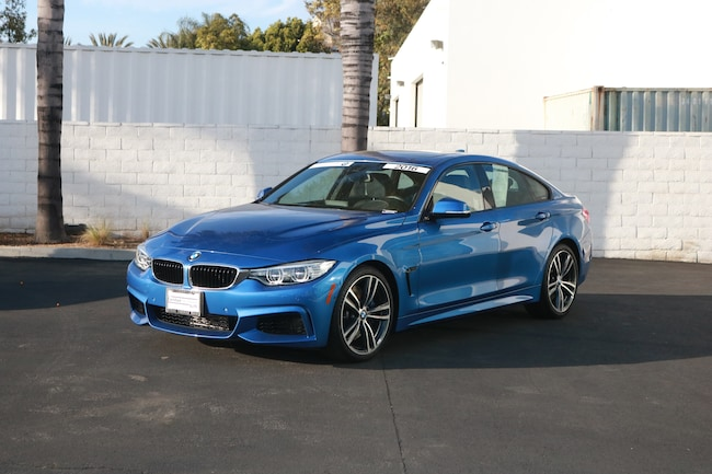 Used  2016 BMW 435i i A8 Gran Coupe for sale in Camarillo