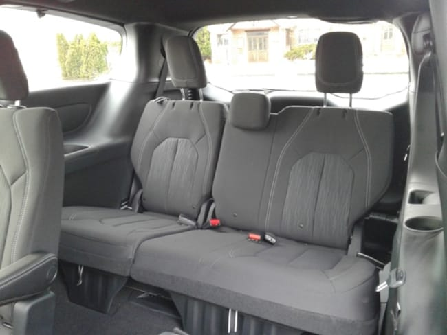 new 2019 chrysler pacifica touring plus for sale in newton hickory nc. Black Bedroom Furniture Sets. Home Design Ideas