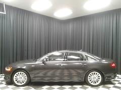 2012 Audi A6 3.0T Prestige Quattro Sedan