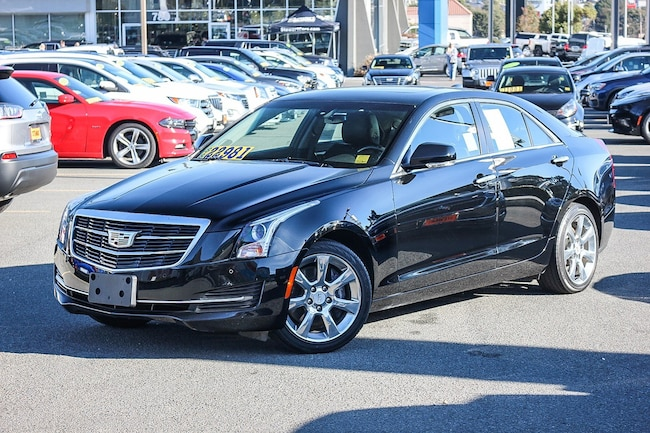 2016 CADILLAC ATS 2.5L Luxury Collection Sedan