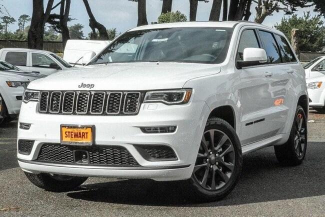 2018 Jeep Grand Cherokee HIGH ALTITUDE 4X2 Sport Utility