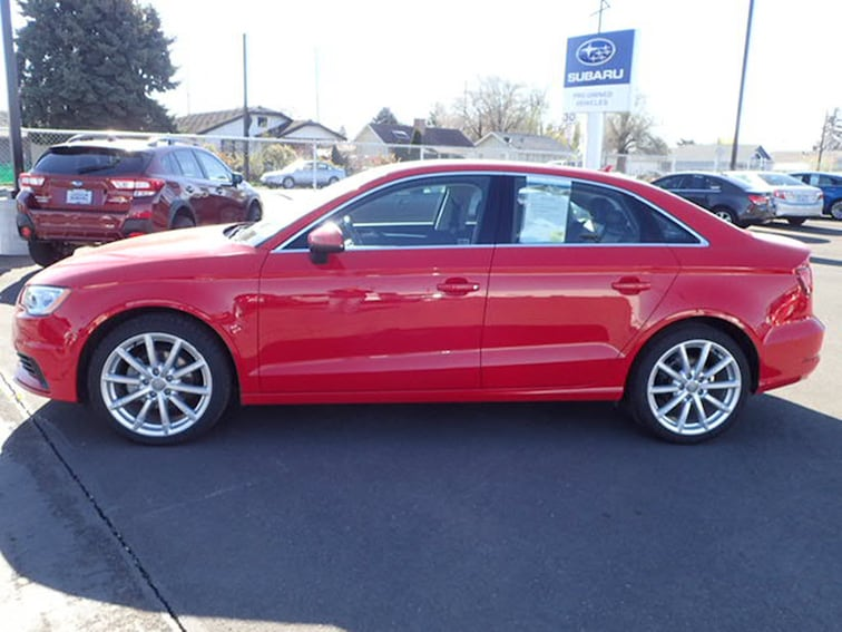 Used 2015 Audi A3 2.0 TDI Premium Sedan in Yakima,WA
