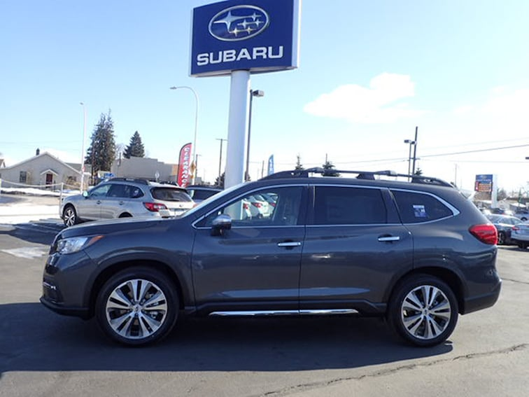 New 2019 Subaru Ascent Touring 7-Passenger SUV 450717 For sale near Union Gap WA