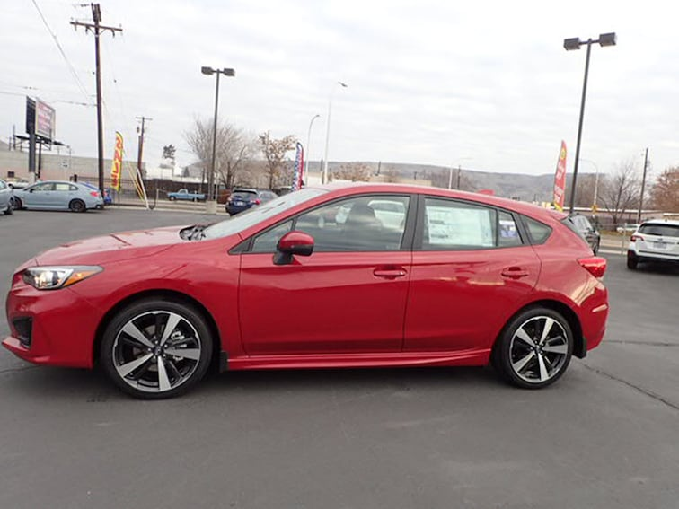 New 2019 Subaru Impreza 2.0i Sport 5-door 718058 For sale near Union Gap WA