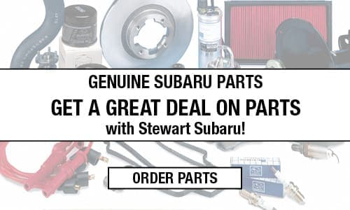 Genuine Subaru Parts