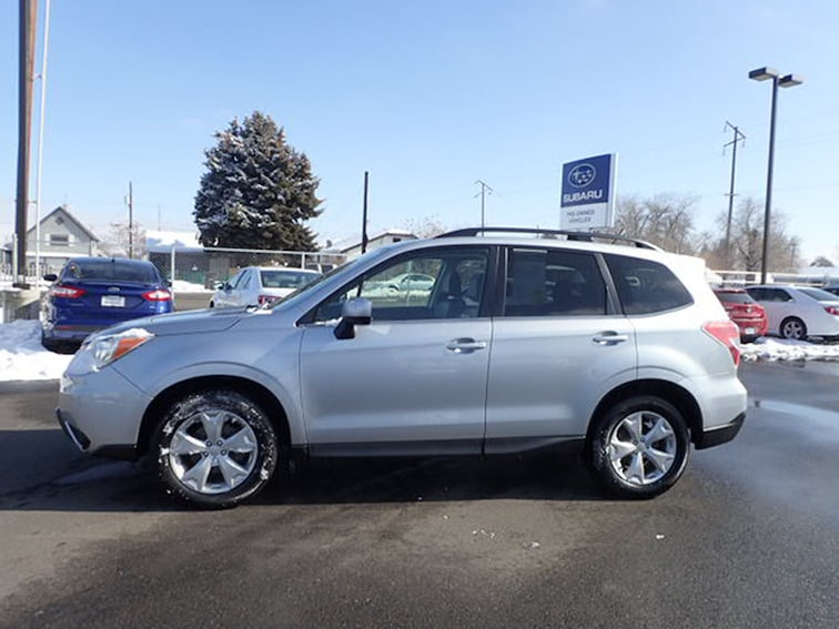 Used 2015 Subaru Forester 2.5i Limited (CVT) SUV in Yakima,WA