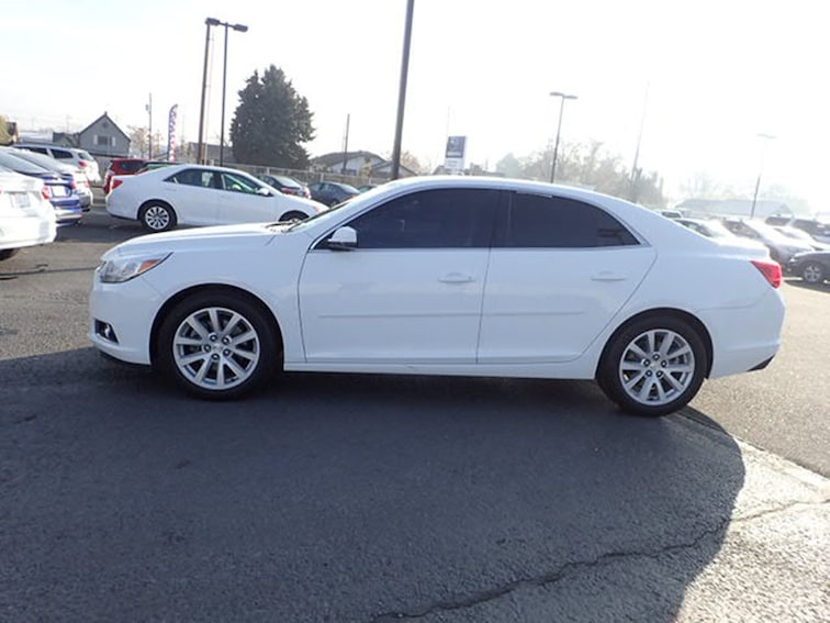 Used 2015 Chevrolet Malibu LT w/3LT (DISC) Sedan in Yakima,WA