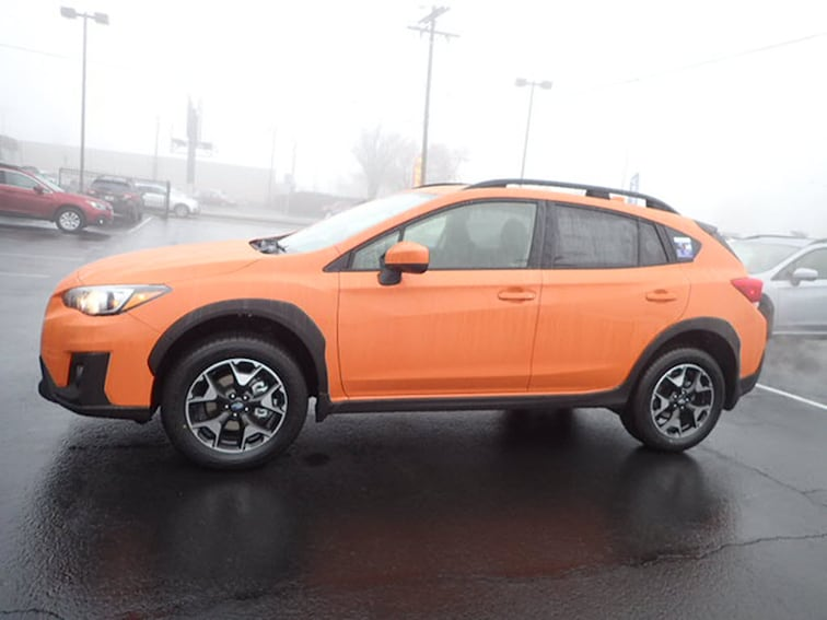 New 2019 Subaru Crosstrek 2.0i Premium SUV 265633 For sale near Union Gap WA