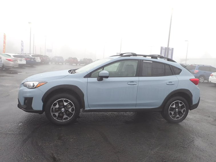 Used 2018 Subaru Crosstrek 2.0i Premium with SUV in Yakima,WA