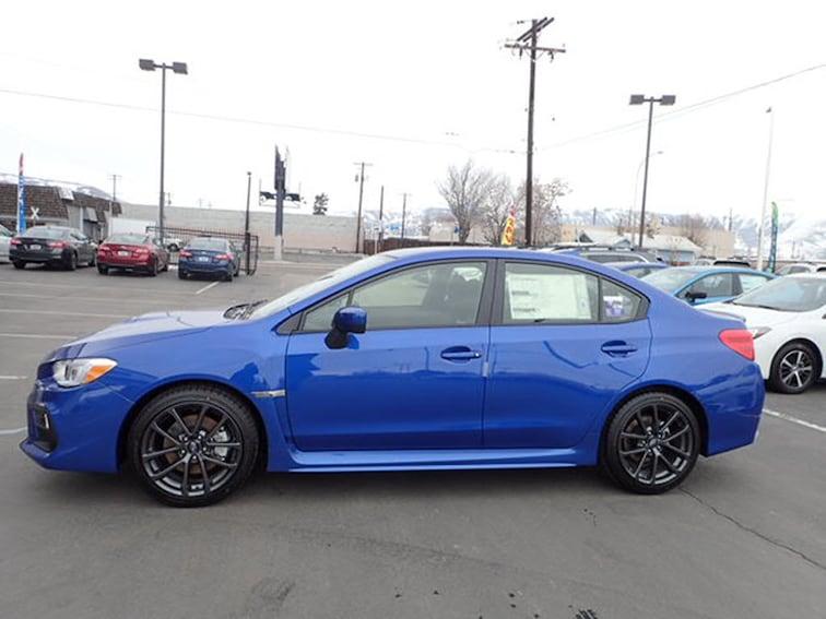 New 2019 Subaru WRX Premium (M6) Sedan 821195 For sale near Union Gap WA