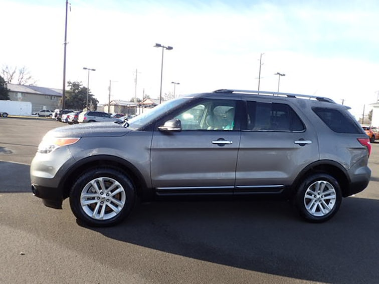 Used 2014 Ford Explorer XLT SUV in Yakima,WA