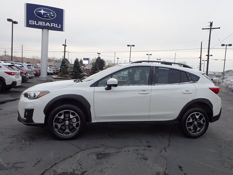 Used 2018 Subaru Crosstrek 2.0i Premium with SUV in Yakima,WA
