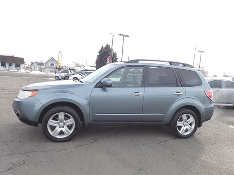 Used 2009 Subaru Forester 2.5X Premium w/ All Weather Pkg SUV in Yakima,WA