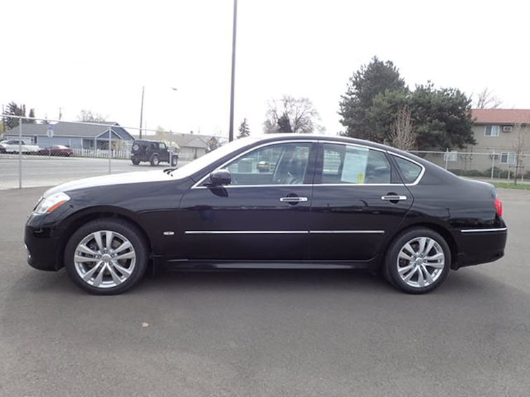 Used 2009 INFINITI M35x Base Sedan in Yakima,WA