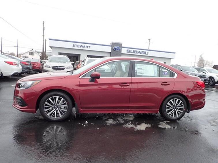 New 2019 Subaru Legacy 2.5i Premium Sedan K3023469 For sale near Union Gap WA