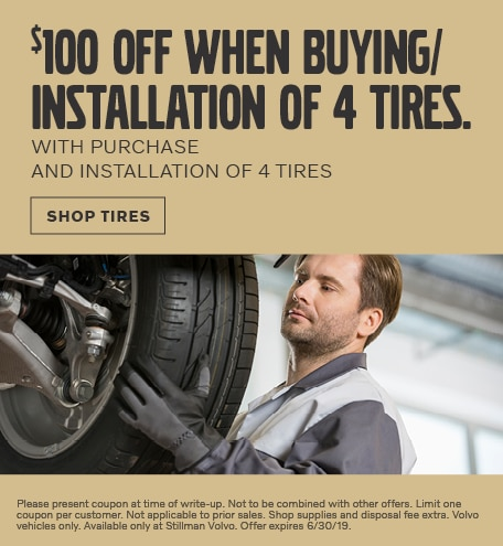 May | Tire Special
